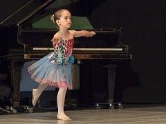 Své taneční umění předvedli absolventi tanečního oboru uměleckých škol z Moravského Krumlova i Střelic u Brna.
