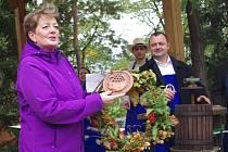 Vrbovečtí po více než třiceti letech slavili vinobraní.