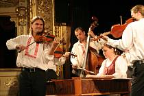 Cimbálová muzika Antonína Stehlíka