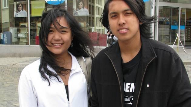 Student z Thajska