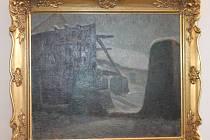 Obrazy znojemského rodáka a umělce Oldřicha Míši, který zemřel v Anglii na podzim před dvěma lety, mohou lidé nyní obdivovat v mázhausu Domu umění. Vstup není zpoplatněný a díla zde uvidí až do třiadvacátého května.