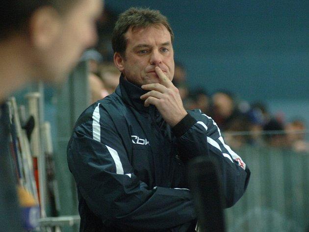 Trenér Radim Rulík