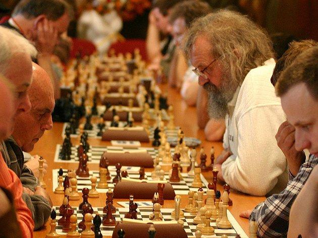 Mezinárodní šachový festival ve Znojmě.