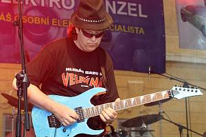 Festival Louka open ve Znojmě.