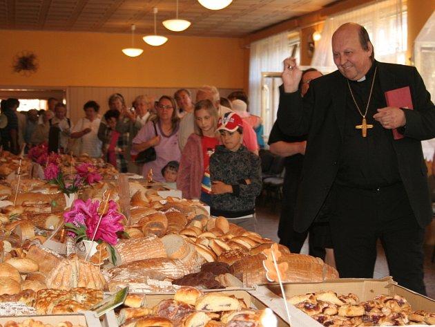 Věřící uctili sté výročí svatořečení sv. Hofbauera.
