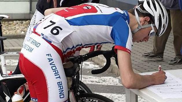 Focus Cycling Znojmo přilákal talentovaného Lukáše Smolu