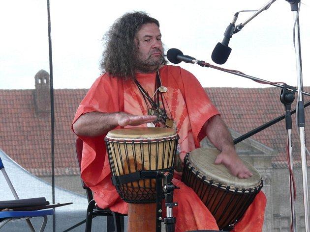 Festival VOC ve Znojmě.
