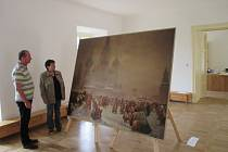 Miroslavský zámek je po opravách a čeká na své otevření.