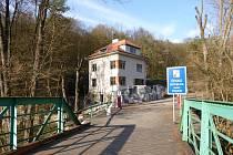 V bývalé celici v Hardeggu je nový informační bod Národního parku Podyjí.