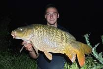 Úspěchy mladých rybářů na Mušově.