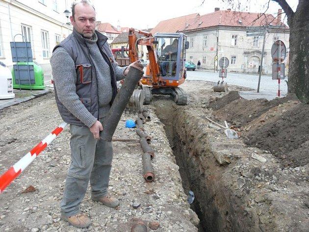 Archeologové našli zbytky kostela
