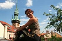 Hana Kynychová ve Znojmě