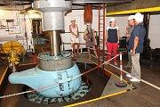 Vodní elektrárna Vranov se pyšní čtyřiaosmdesáti lety prakticky bezporuchového provozu. Kvůli suchu nyní pracuje jen asi na 30 procent.