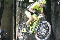 Cyklisté se utkali v sobotu ve Velké ceně Znojma.