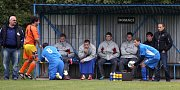Fotbalisté Moravského Krumlova porazili v derby IE Znojmo 2:0.