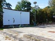 V Miroslavi funguje letní kino již měsíc. Promítá v pátek večer a o víkendech.