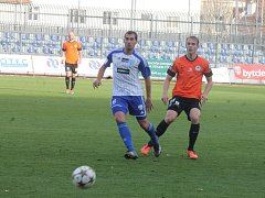 Fotbalisté Znojma prohráli s prvoligovým Libercem v odvetném zápasu poháru 1:2.