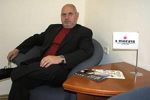 Předseda představenstva a generální ředitel S Morava Leasing Zdeněk Mrňa.