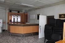 Předsálí, bar i sál videoklubu letos zrekonstruují v Břežanech na Znojemsku. V rozpočtu si na to vyhradili zhruba 2,5 milionu korun.