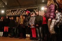 Žáci z Pražské zpívali na akci už vloni.