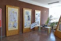 Výstava na Přímce. Foto: archiv školy