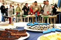 Festival Znojemský hrozen. Ilustrační foto