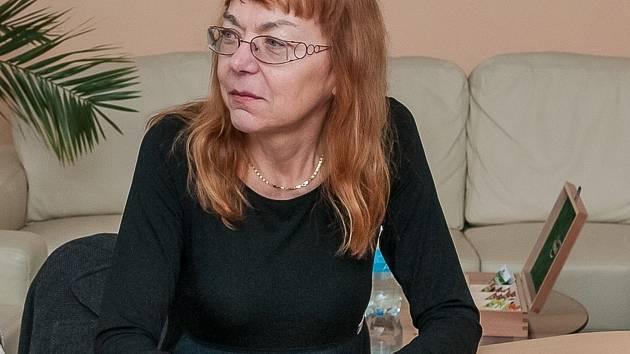 Nová rektorka SVŠE Znojmo Hana Březinová.