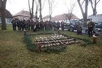 Hon v Mašůvkách Foto: Zdeněk Adámek