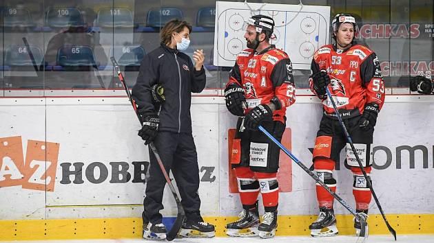 Hokejisté Znojma se po roční pauze vrací do rakouské elitní soutěže.