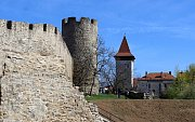 Hradby spojí Znojmo s rakouskými sousedy