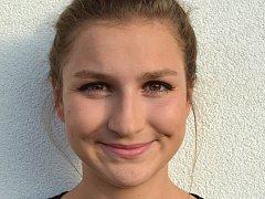 Anna Leischnerová má v kádru také dvojče Helenu. Využívají toho při tréninku.