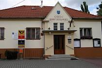 Malebná víska Horní Dunajovice.