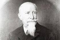 Zakladatel Zalesňovacího a okrašlovacího spolku ve Znojmě, čestný občan města a dlouholetý komunální politik Ferdinan Kerneker.