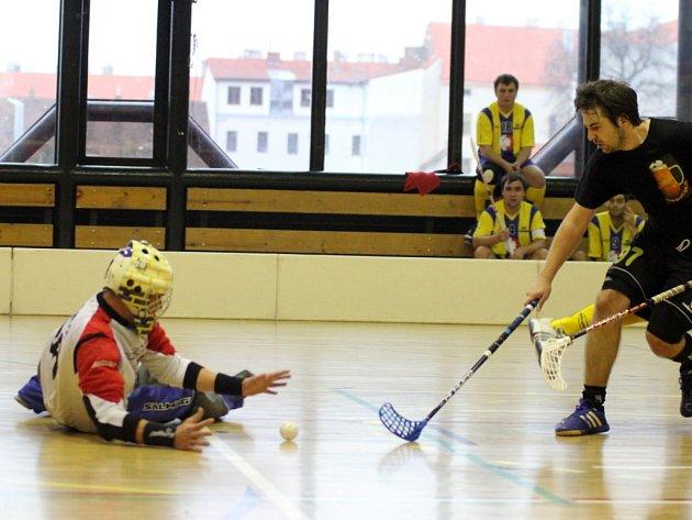 Páté a šesté kolo má za sebou Znojemská amatérská florbalová liga (ZAFL)
