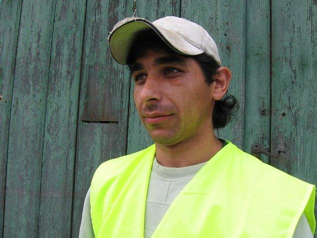 Pavel Berky od dubna pracuje pro Znojmo. Dříve měl problém sehnat práci.
