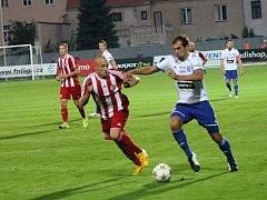 Znojemští fotbalisté v dalším zápase FNL zdolali Třinec 5:2