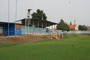 Fotbalu se v Tasovicích daří.