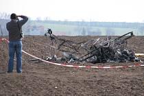 Letecka nehoda u Miroslavi