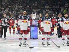 Hokejisté Znojma na titul v mezinárodní lize EBEL nedosáhli. Šestý zápas finále prohráli se Salcburkem doma 3:4 a sérii ztratili 2:4.