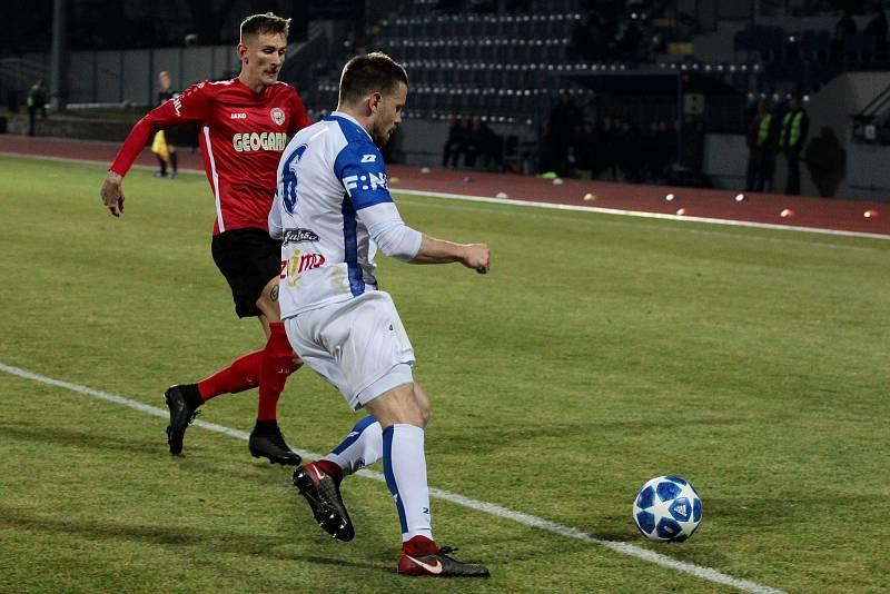 Fotbalista Tomáš Cihlář.