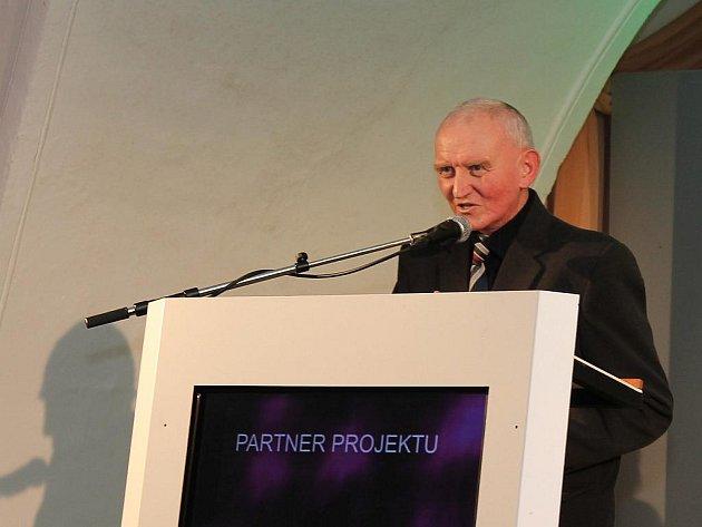 SPORTOVNÍ OSOBNOST. Karel Neuwirth letos vstoupil do síně slávy sportovců Znojemska.