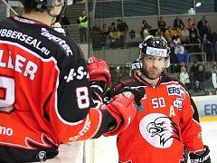 Sedmi brankami přestříleli znojemští hokejisté Vídeň.