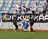 30. kolo FNL 1.SC Znojmo FK - FK Příbram  V posledním kole Fotbalové národní ligy se znojemští fotbalisté utkali s Příbramí, která postupuje do nejvyšší soutěže.