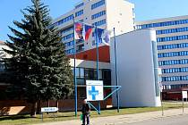 Nemocnice Znojmo.
