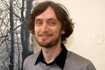 Znojemský malíř Pavel Kašpárek.