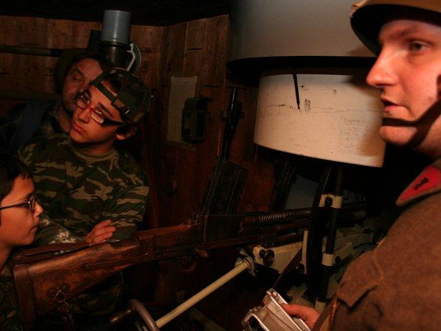 Vranovské bunkry lákají stále více návštěvníků