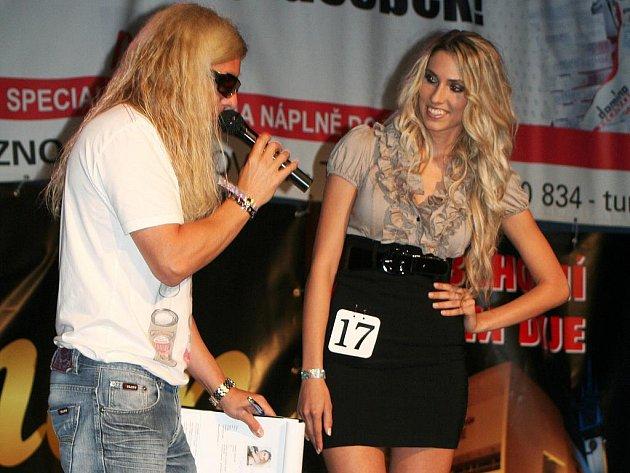 Tituly první vicemiss a Miss sympatie získala Gabriela Gränzerová.