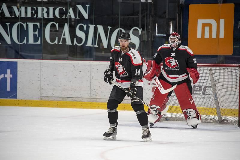 Znojemští hokejisté brali v pátém přípravném zápase výhru 5:0 nad celkem AZ Havířov.