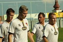 Fotbalisté Tasovic prohráli třikrát za sebou a trápí je zranění opor. Šanci změnit zápornou bilanci mají už v neděli, kdy doma uvítají Starou Říši.