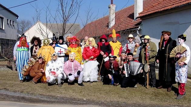 V Křepicích drží tradice a kulturní akce